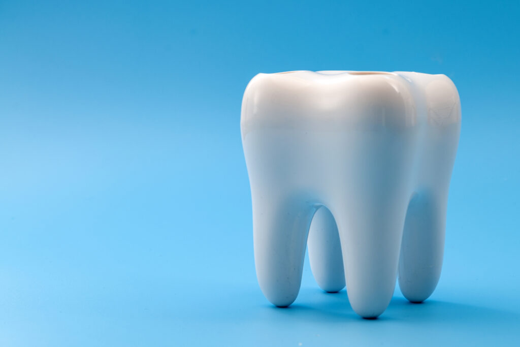 tooth, prevention against cavities
